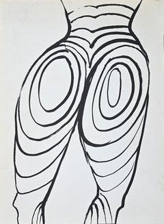 Composition - Original Lithography by Alexander Calder - 1968