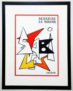 Cover of Derriere le Miroir #141 (Stabiles)