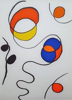Derriere Le Miroir No. 173 (Abstract I)