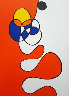 Derriere Le Miroir No. 173 (Abstract III)