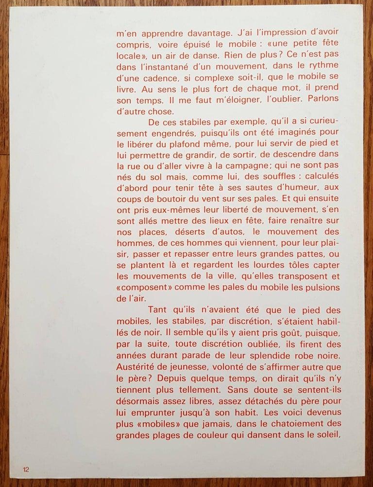 Derriere Le Miroir No. 201 (page 11) For Sale 6