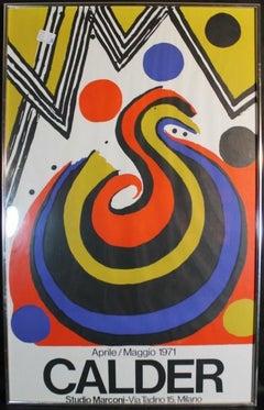 La Vague, Exhibition Poster
