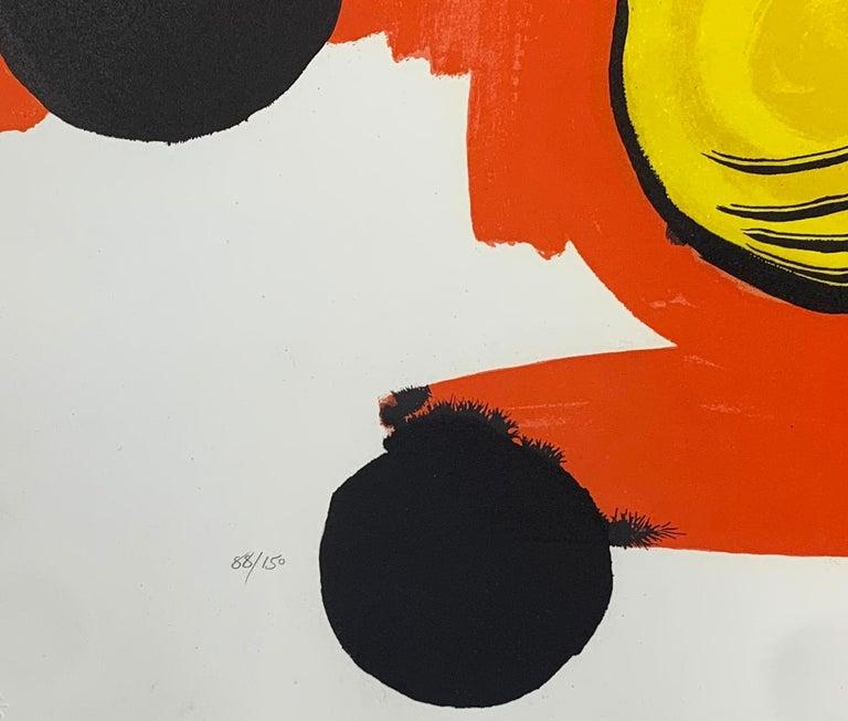 Landscape - Print by Alexander Calder