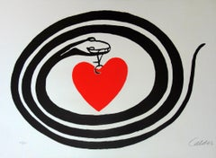 Serpent and Heart, from: World Heart Month