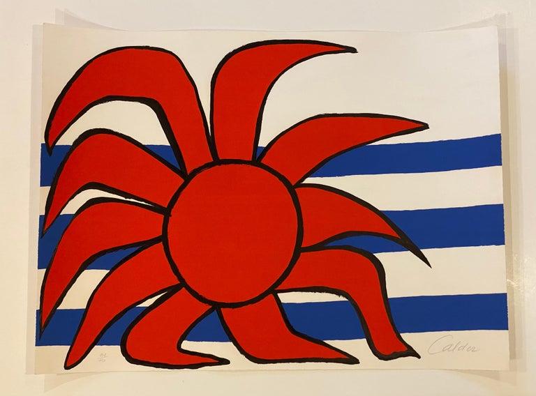 Sun and Sea - Print by Alexander Calder