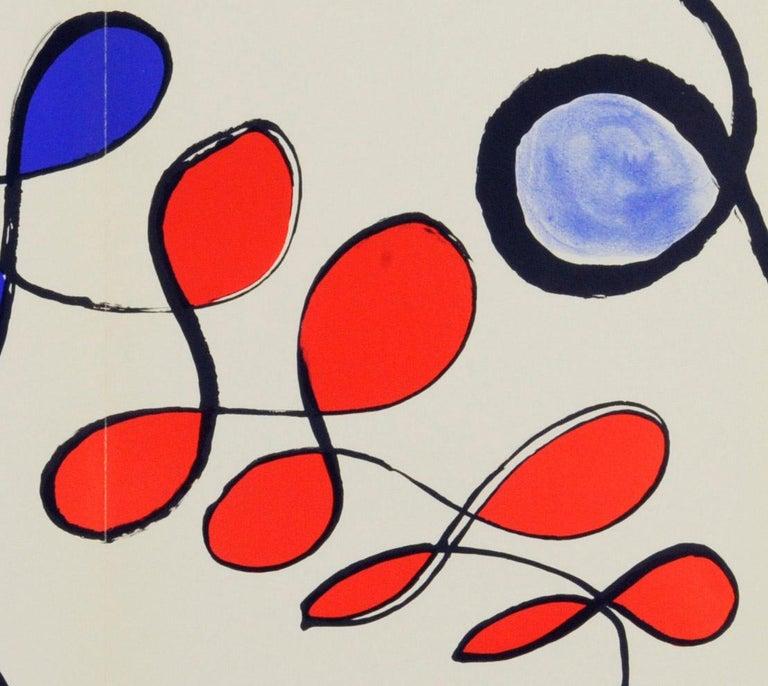 Untitled - American Modern Print by Alexander Calder