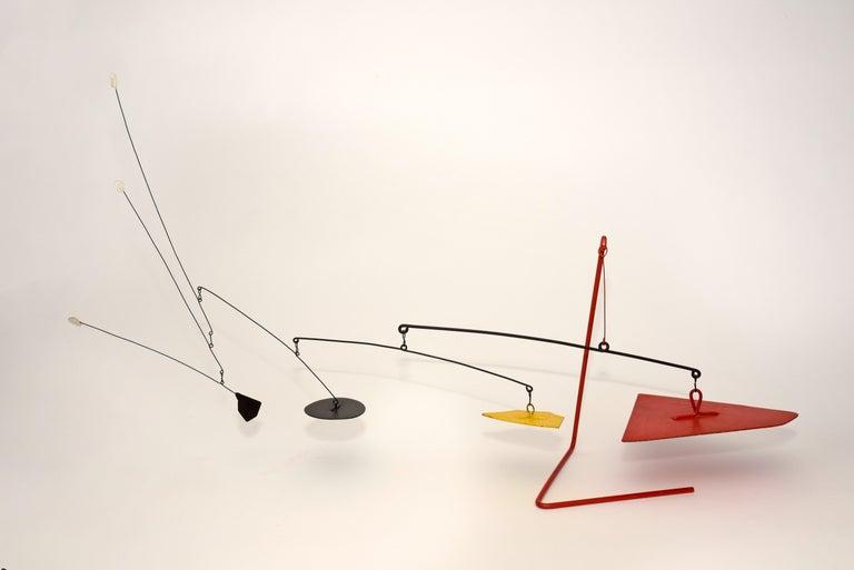 Alexander Calder Abstract Sculpture - Cantilever