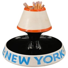 Alexander Girard Match Striker Ashtray La Fonda Del Sol Restaurant New York City