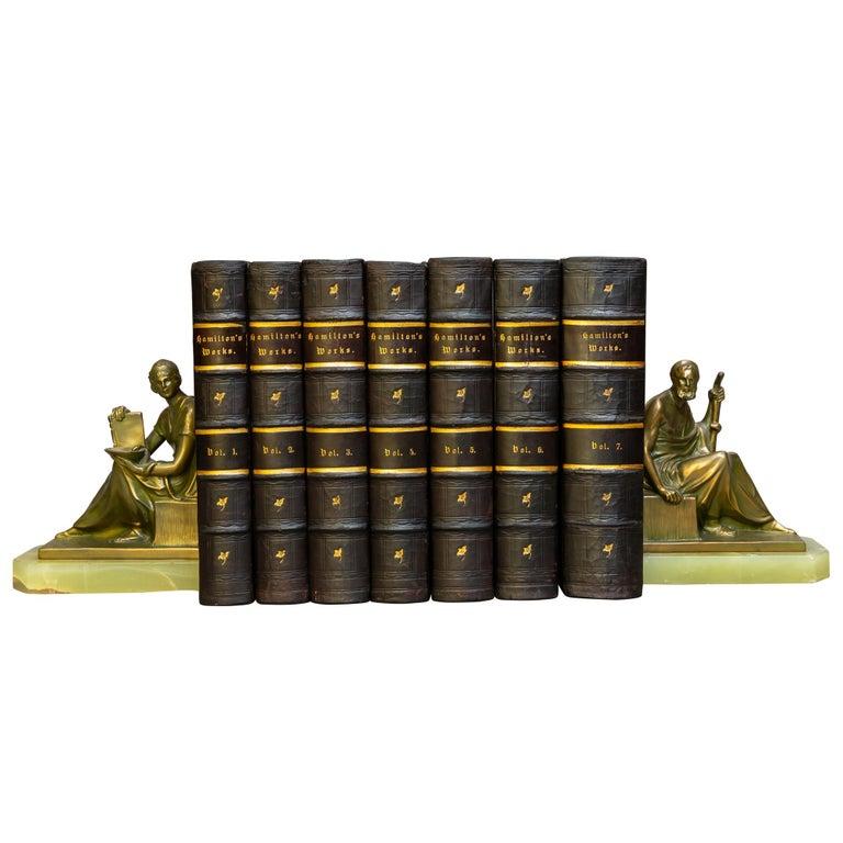 Mid-19th Century Alexander Hamilton, The Works For Sale