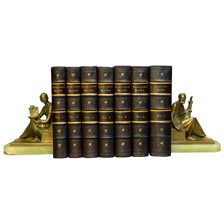 Alexander Hamilton, The Works For Sale