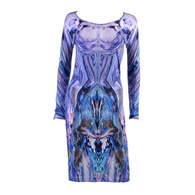 Alexander Mcqueen 2010 Plato Atlantis Dress In Excellent Condition For Sale In Montgomery, TX