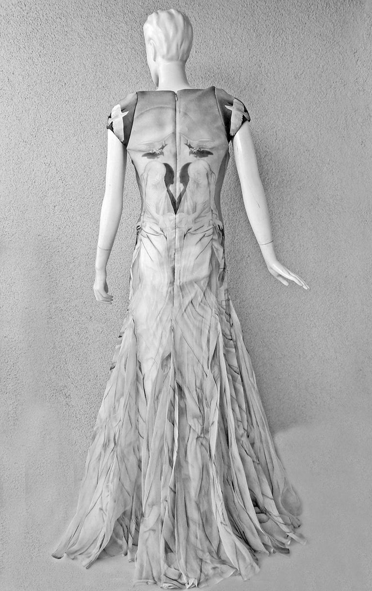 Women's Alexander McQueen Angels & Demons Final Collection