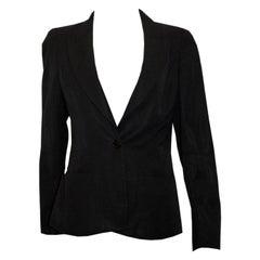 Alexander McQueen Black Jacket