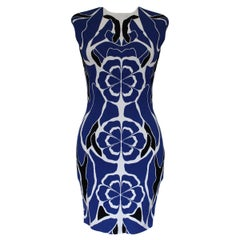 Alexander McQueen Blue Dress S