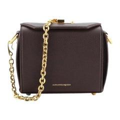 Alexander McQueen Box Shoulder Bag Leather 16