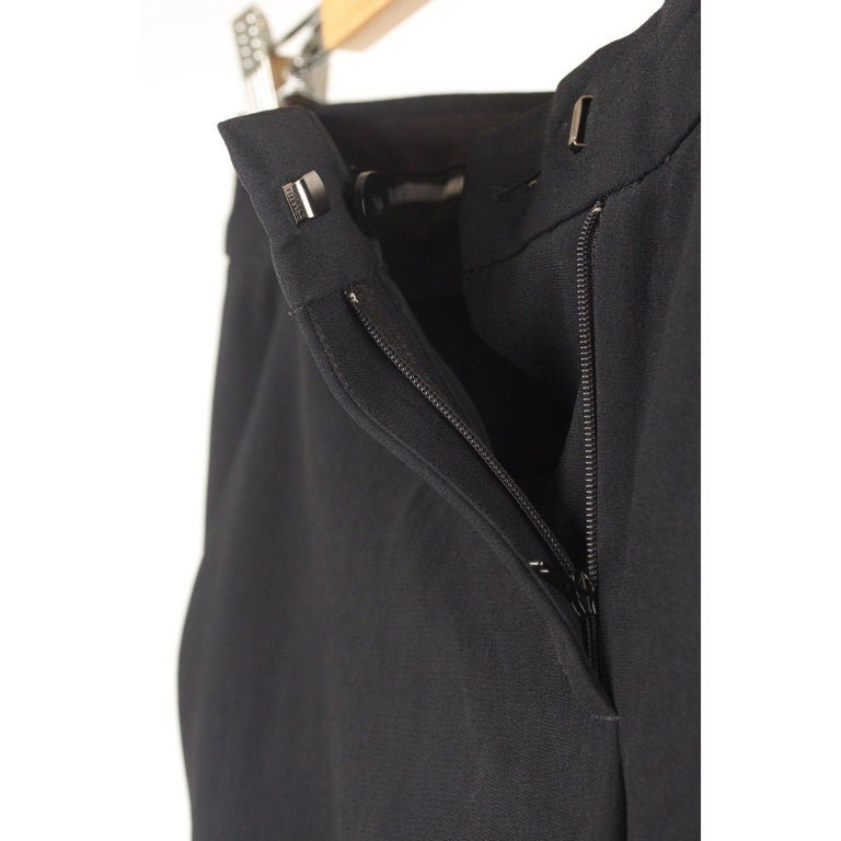 Alexander McQueen Classic Trousers Pants Size 40 In Excellent Condition For Sale In Rome, Rome