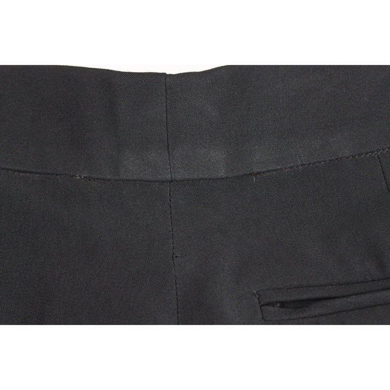 Women's Alexander McQueen Classic Trousers Pants Size 40 For Sale