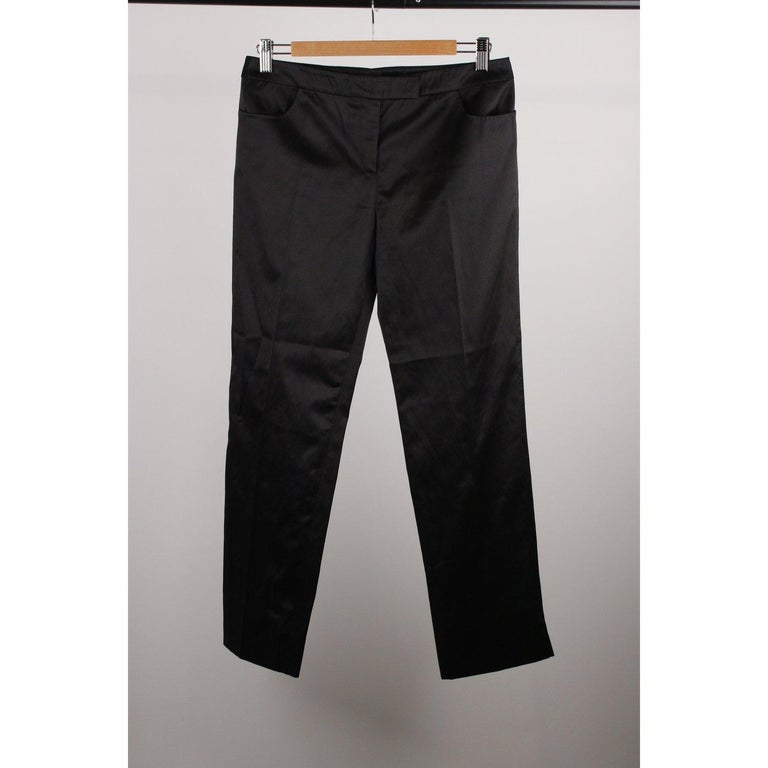 Alexander McQueen Classic Trousers Pants Size 40 For Sale 2