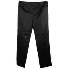 Alexander McQueen Classic Trousers Pants Size 40