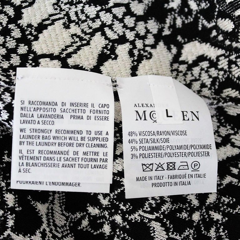 Alexander McQueen Dress L For Sale 2