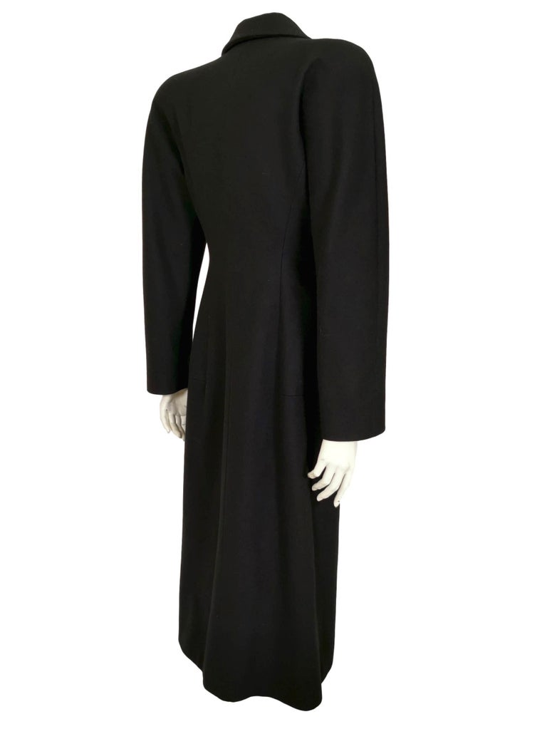 Alexander McQueen F/W 1996 Exaggerated Lapel Coat  For Sale 9
