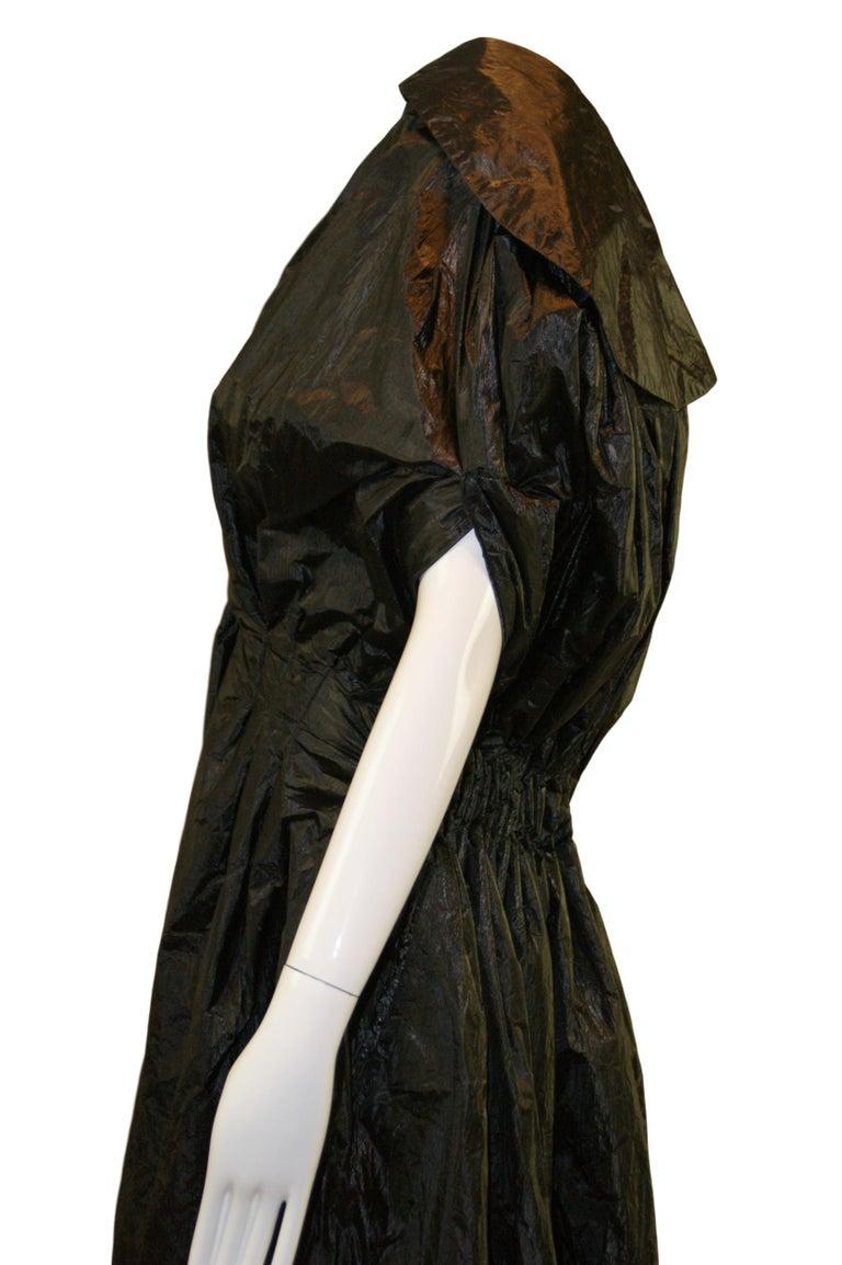 Black Alexander McQueen F/W 2009 Horn of Plenty Met's Punk: Chaos to Couture Coat