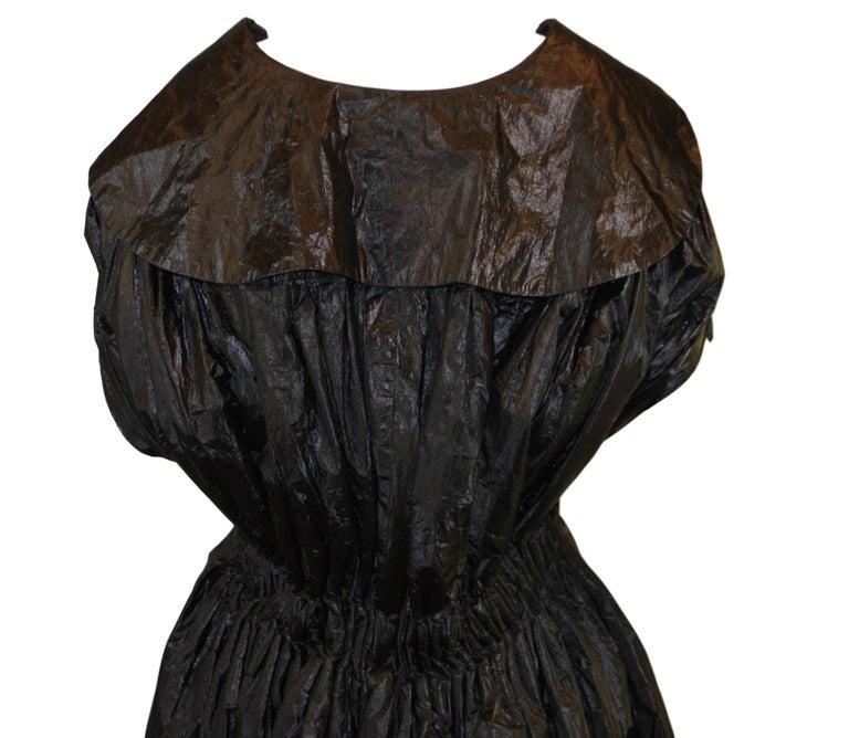 Women's Alexander McQueen F/W 2009 Horn of Plenty Met's Punk: Chaos to Couture Coat
