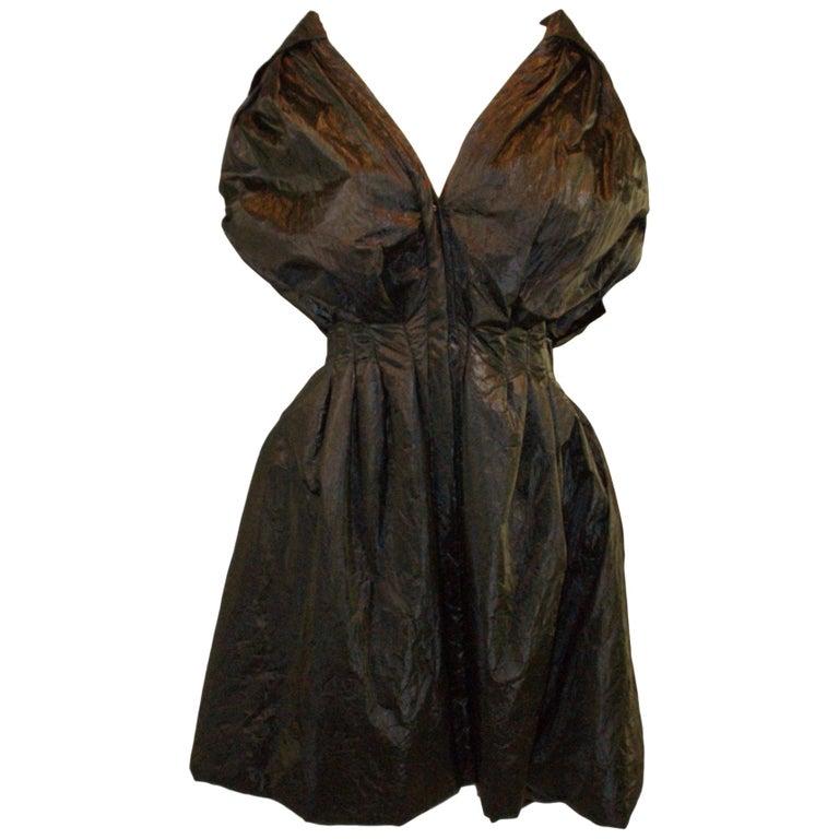 Alexander McQueen F/W 2009 Horn of Plenty Met's Punk: Chaos to Couture Coat