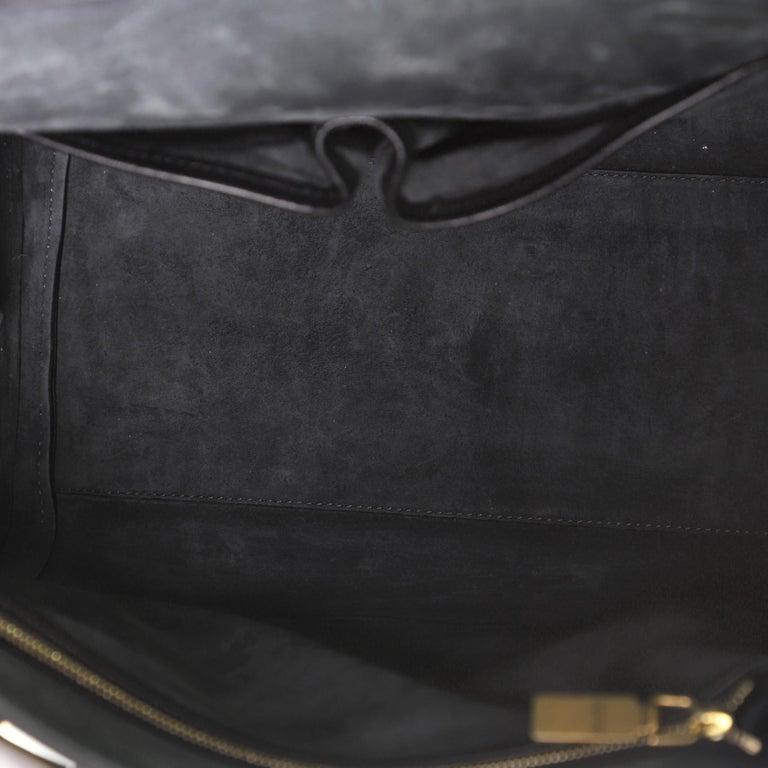 Women's or Men's Alexander McQueen Heroine Tote Leather Large