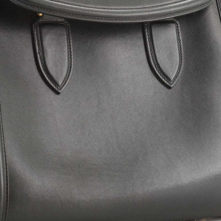 Alexander McQueen Heroine Tote Leather Large 1
