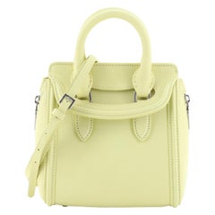 Alexander McQueen Heroine Tote Leather Mini