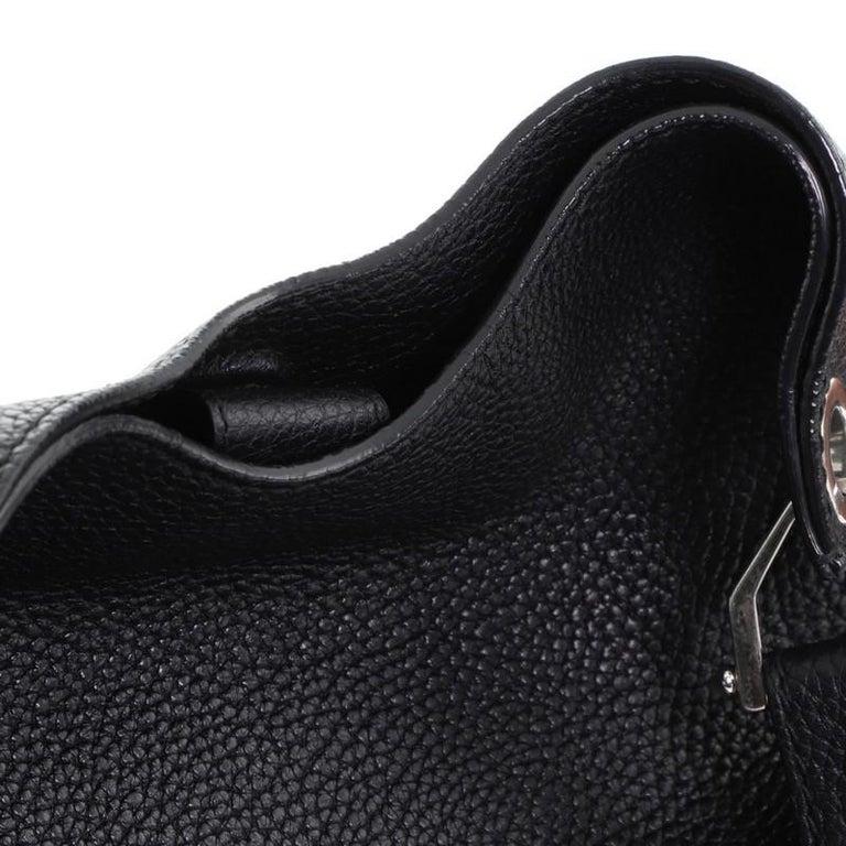 Alexander McQueen Legend Hobo Leather Medium  For Sale 2