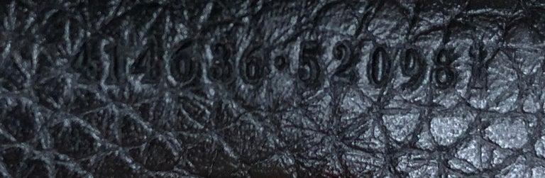 Alexander McQueen Legend Hobo Leather Medium  For Sale 3