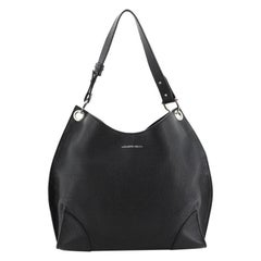 Alexander McQueen Legend Hobo Leather Medium