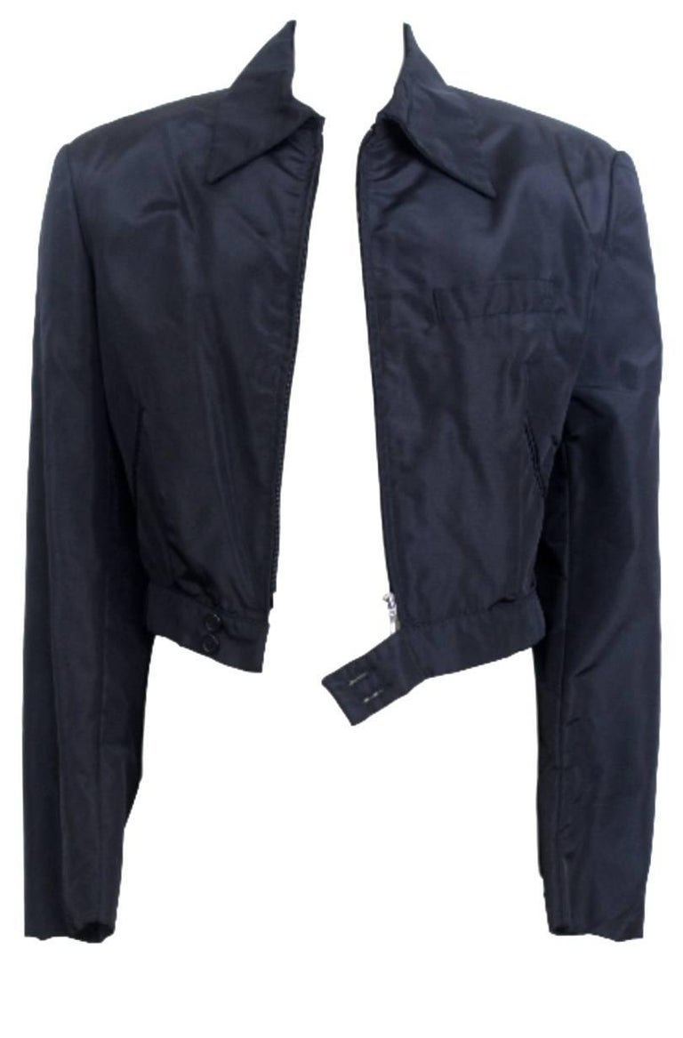 Alexander McQueen Mens 1996 Collection Jacket Date of Birth Label Labelled size 48