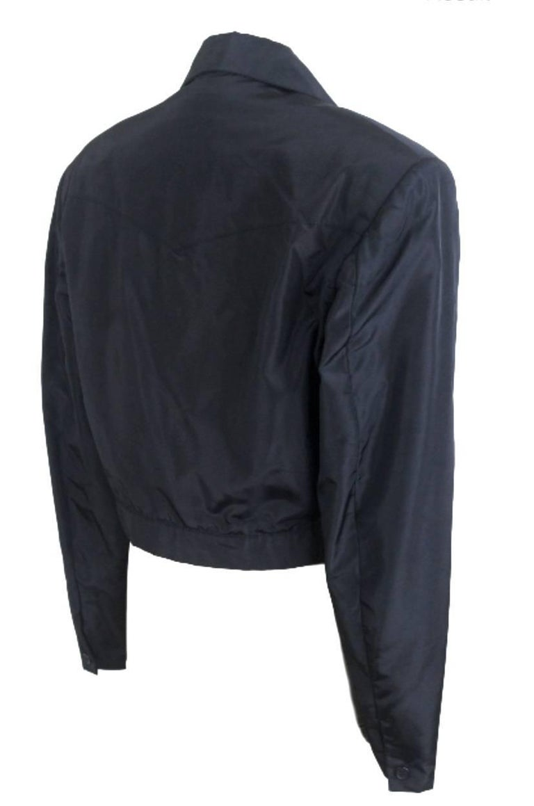 Men's Alexander McQueen Mens 1996 Collection Jacket with Date of Birth Label For Sale