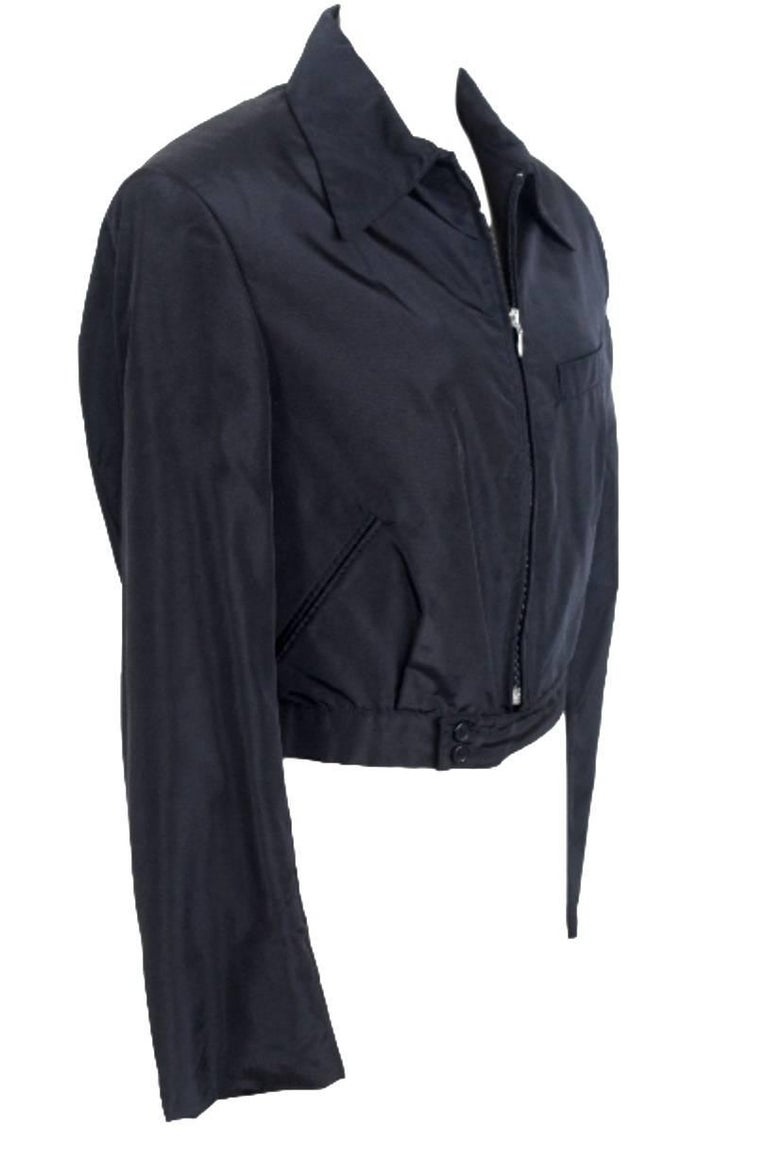 Alexander McQueen Mens 1996 Collection Jacket with Date of Birth Label For Sale 2