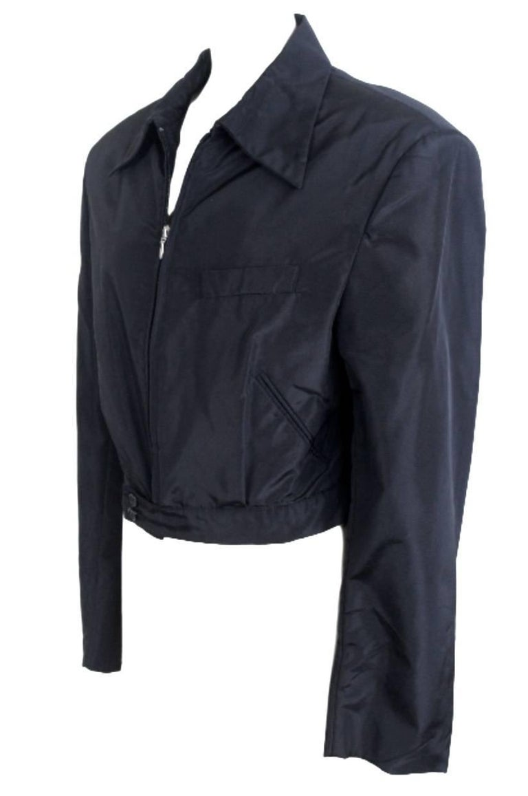 Alexander McQueen Mens 1996 Collection Jacket with Date of Birth Label For Sale 3