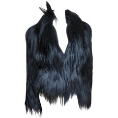 Alexander McQueen New Fur Jacket A/W 2000
