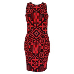 Alexander McQueen Optical Dress M