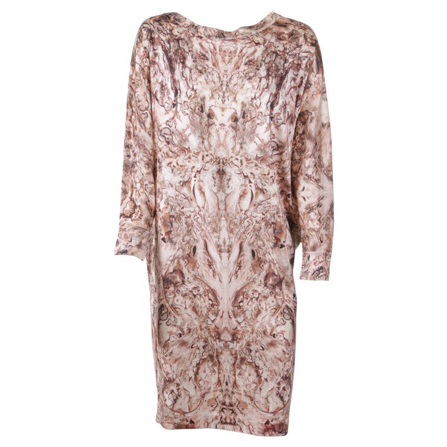 Alexander McQueen Pink Dress Size 38