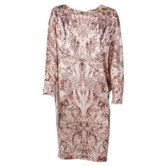 Alexander McQueen Pink Dress Size 38