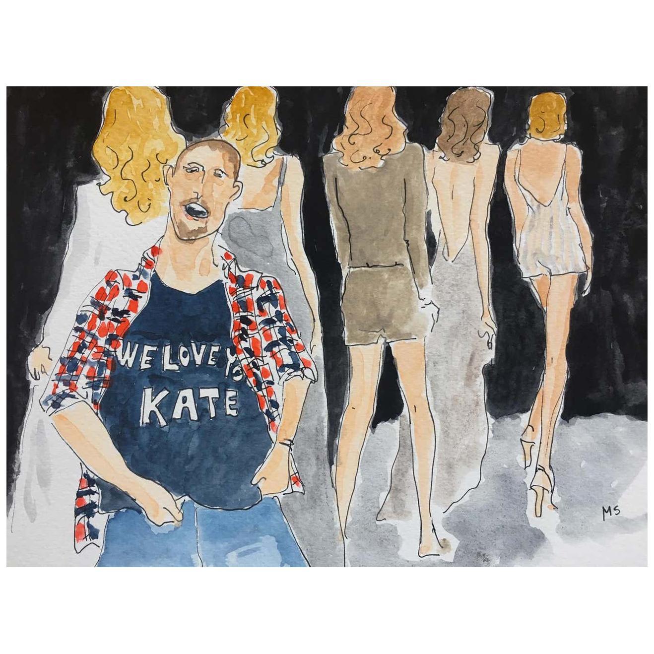 Alexander McQueen/ We love Kate
