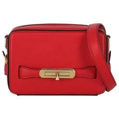 Alexander Mcqueen Woman Shoulder bag  Red Leather