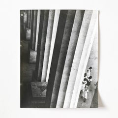 Museum of the Revolution, 1926, Silver Gelatin Print, Constructivism, Modern Art
