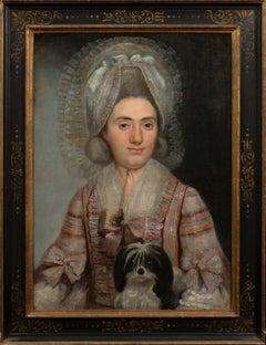 Portrait of Marie Camille (nee de Beer), Countess de Lalaing, 18th Century