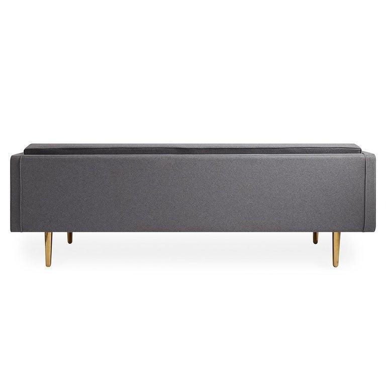 American Alexander T-Arm Sofa For Sale
