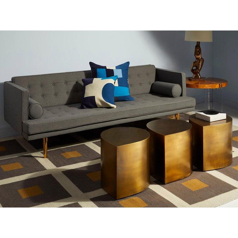 Alexander T-Arm Sofa For Sale 1