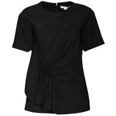 Alexander Wang Black Short Sleeve Top Sz 2