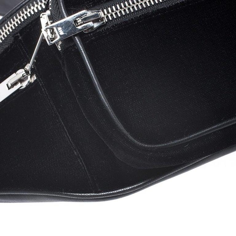 Alexander Wang Black Velvet Attica Belt Bag For Sale 5